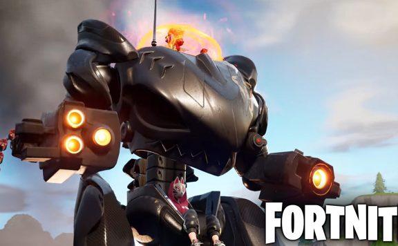 Fortnite-Mech