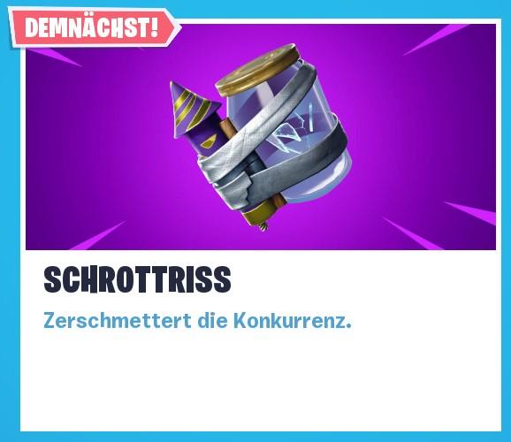 Fortnite Schrottriss
