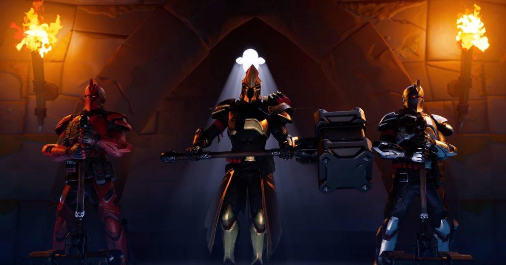 Fortnite Season X Battle Pass Stufe 100