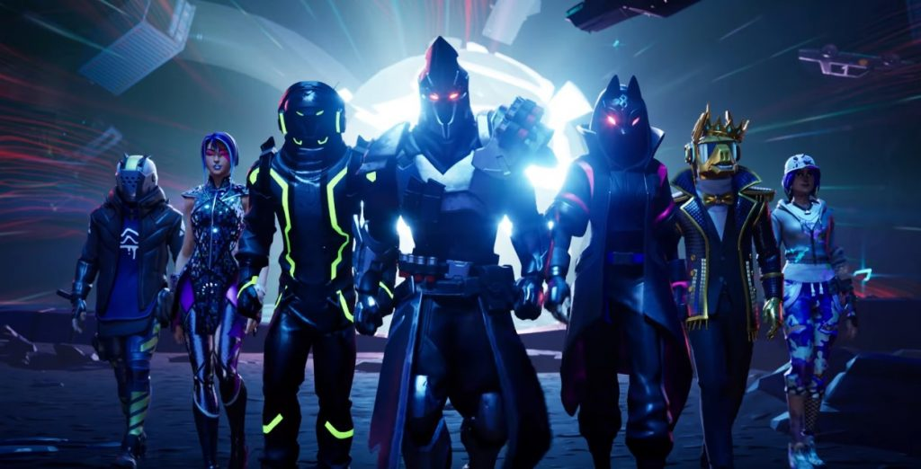 Fortnite Season X Battle Pass Team