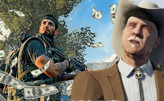 GTA Black Ops 4 Titel Geld