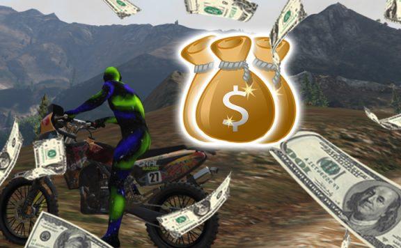 GTA Online Chiliad Bergauf Titel