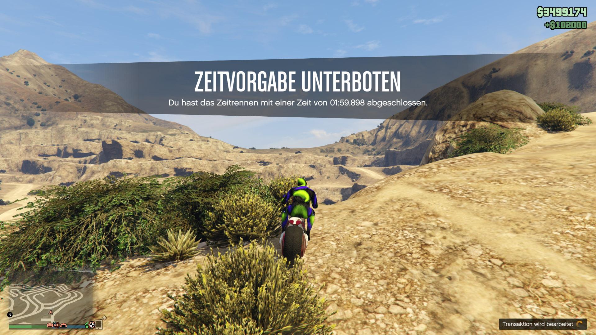 Gta Online Zeitrennen