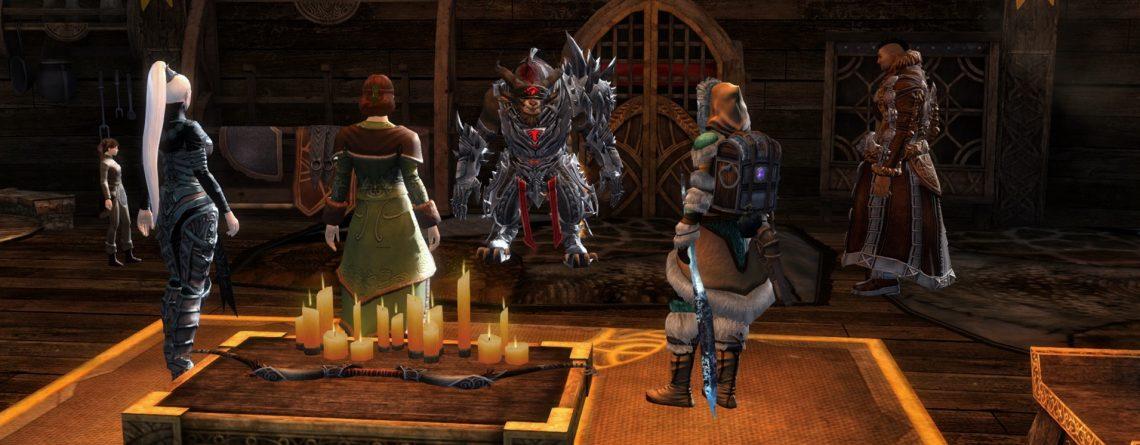 Guild Wars 2 bringt nach 6 Jahren wieder eine Erweiterung für Berufe