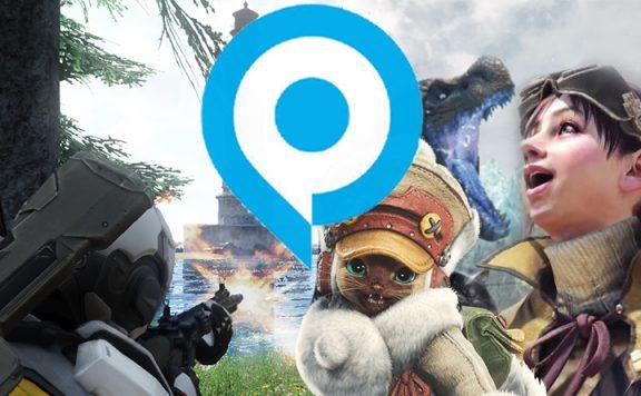 Gamescom Titel