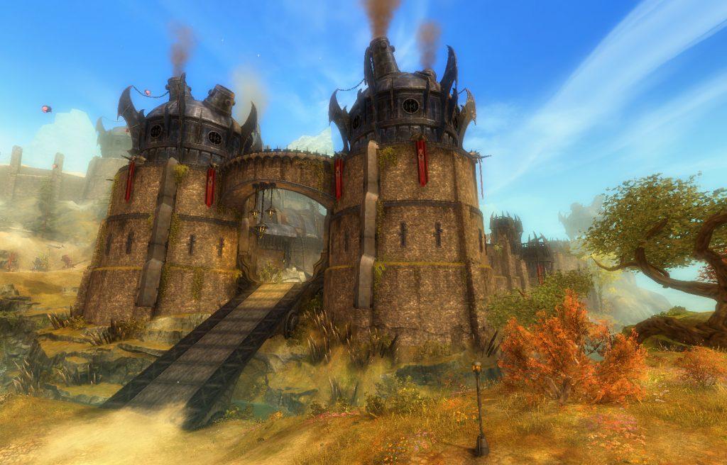 guild wars 2 Grothmar festung