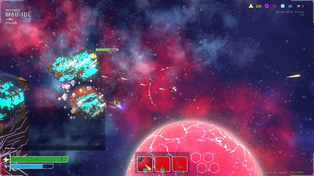 Lazarus Screenshot