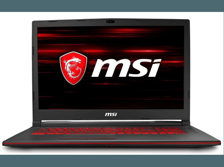 MSI GL73 Gaming-Laptop