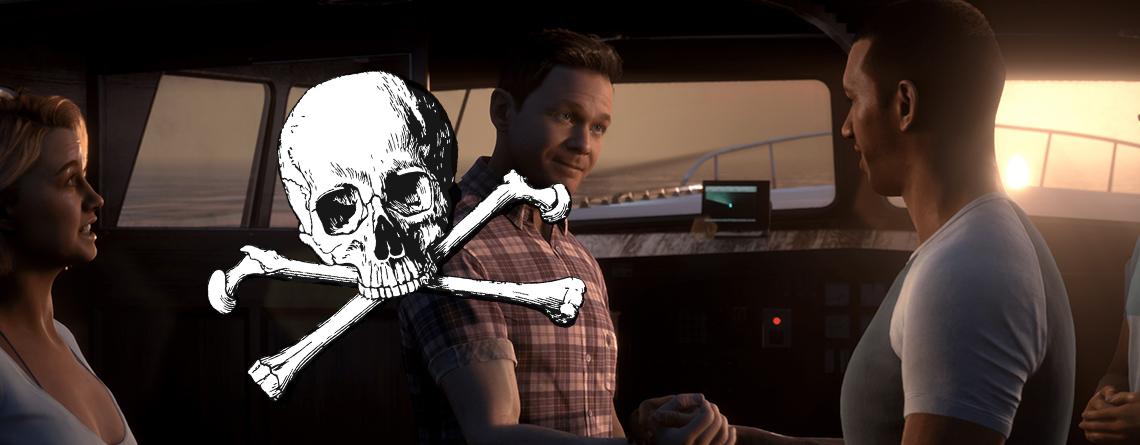 Im Horror-Spiel Man of Medan könnt ihr eure Freunde im Koop töten
