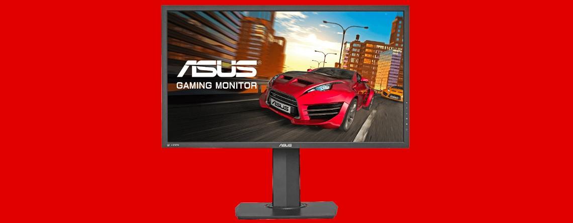 4K-Gaming-Monitor von Asus bei MediaMarkt stark vergünstigt