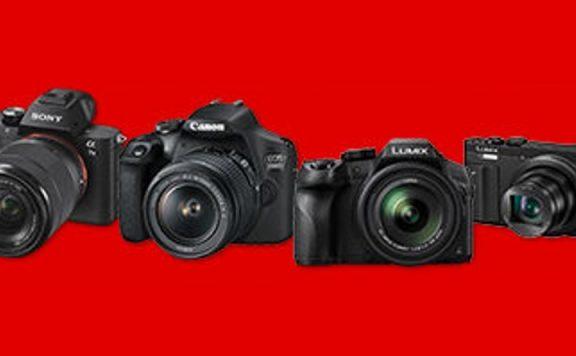 Mediamarkt kameras100819
