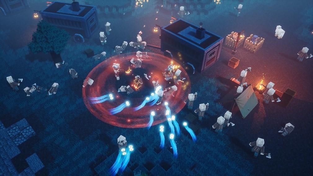 Minecraft Dungeons gegner