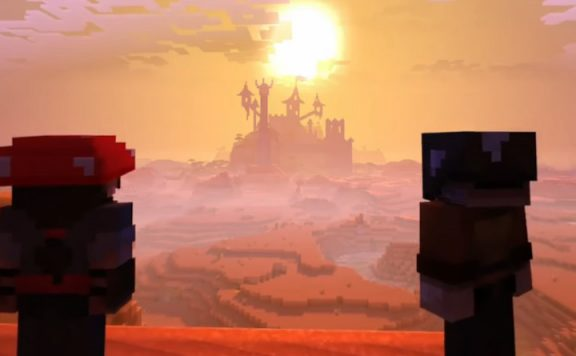Minecraft Super Duper Graphics title 1140×445