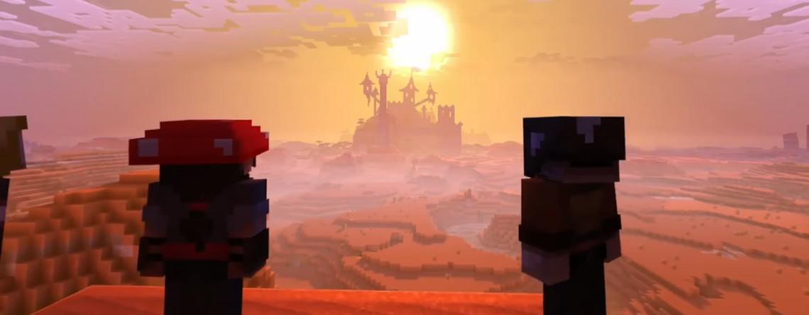 Der wohl schönste Minecraft-Patch wird niemals erscheinen