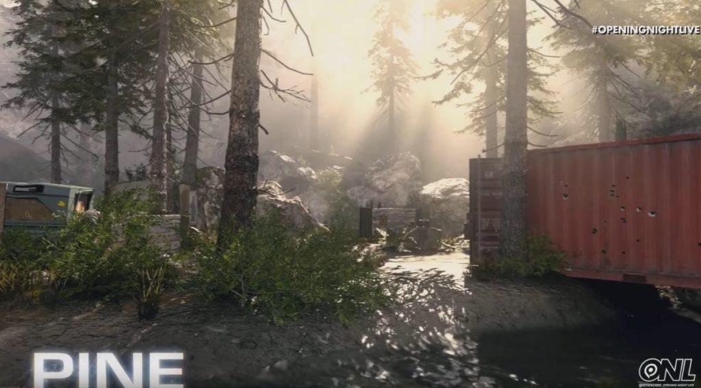 Modern Warfare Pine