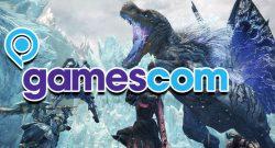 Monster Hunter World gamescom Titel