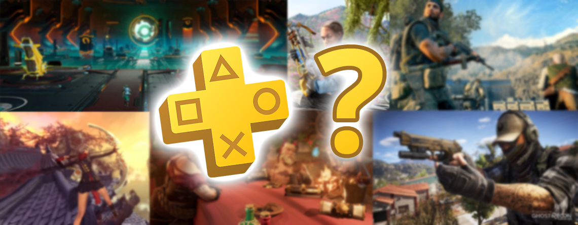 Heute kommen die neuen PS Plus Spiele für September – Welche könnten es sein?