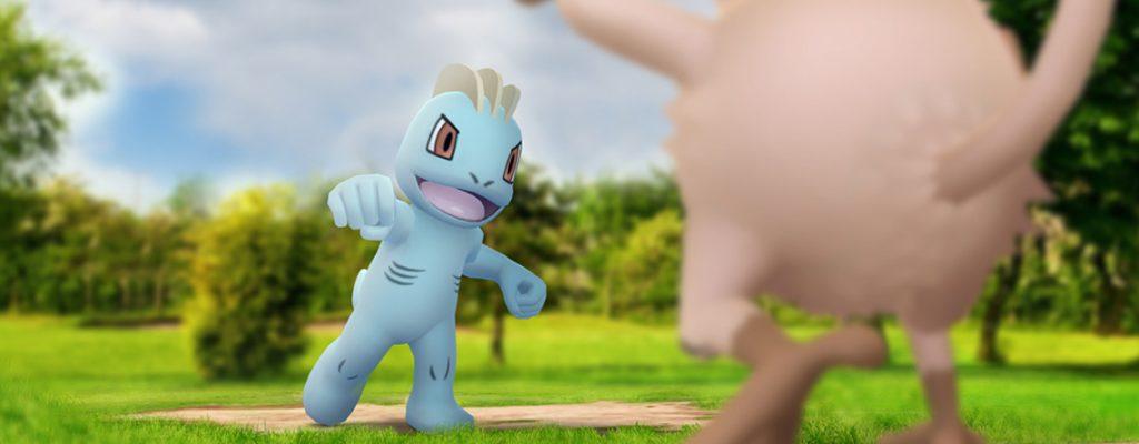 Pokémon GO Kämpfe PvP Kampf Titel