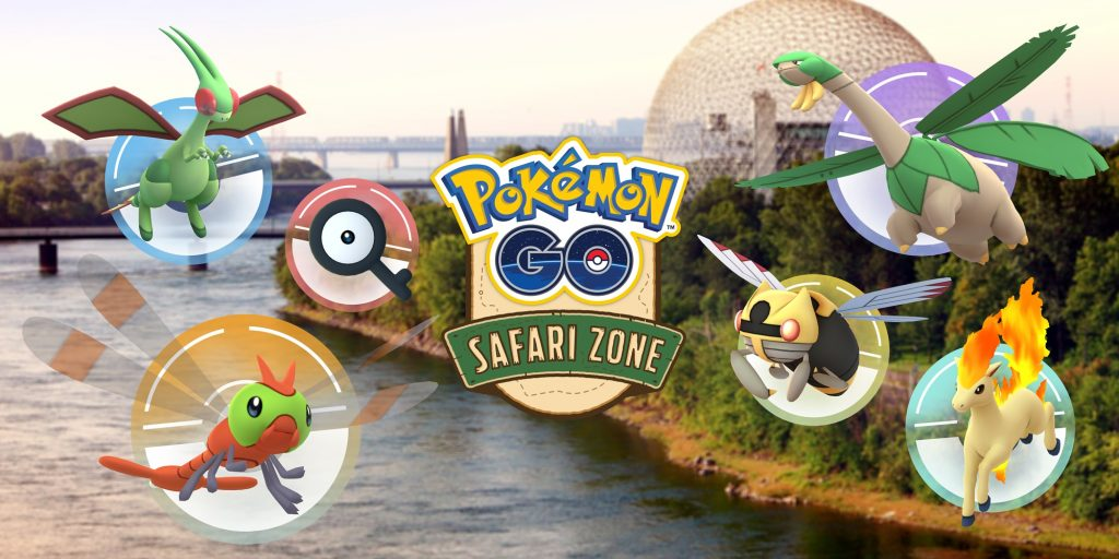 Safari Zone Montreal