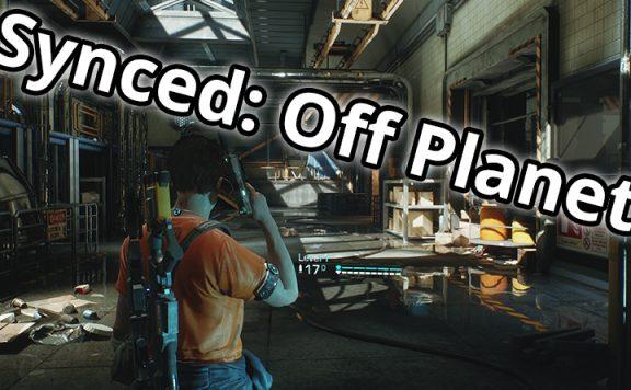 Synced off Planet titel