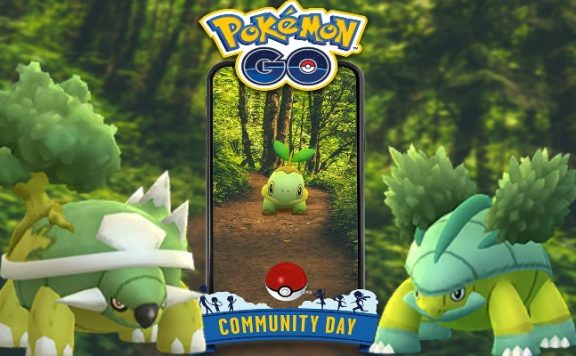Titelbild Community Day Chelast
