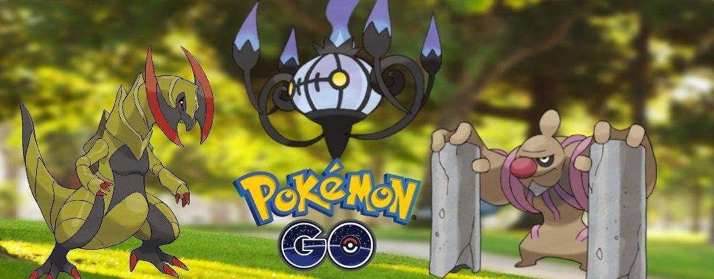 Gen 5 Pokemon