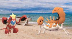 Pokémon GO: Darum ist Kingler plötzlich der beste Wasser-Angreifer im Spiel