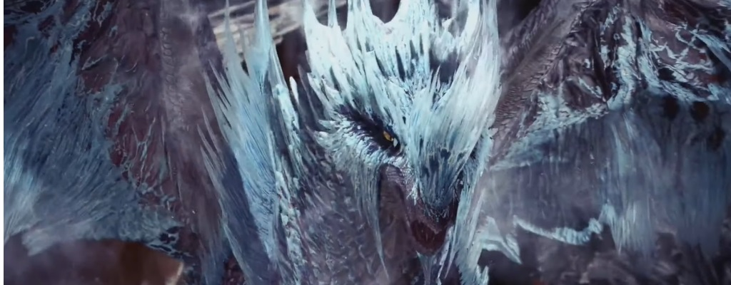 Schaut euch den epischen gamescom-Trailer zu Monster Hunter World Iceborne an
