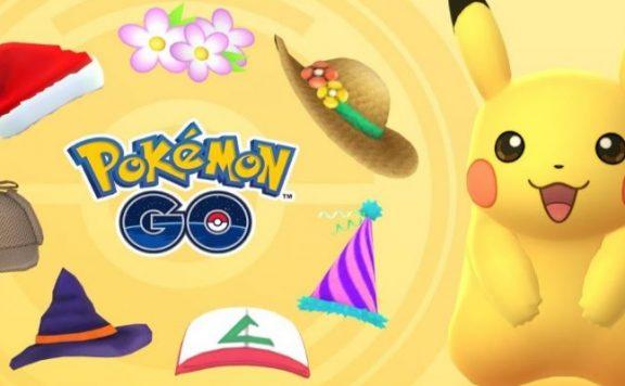 Titelbild Pikachu mit allen Hüten
