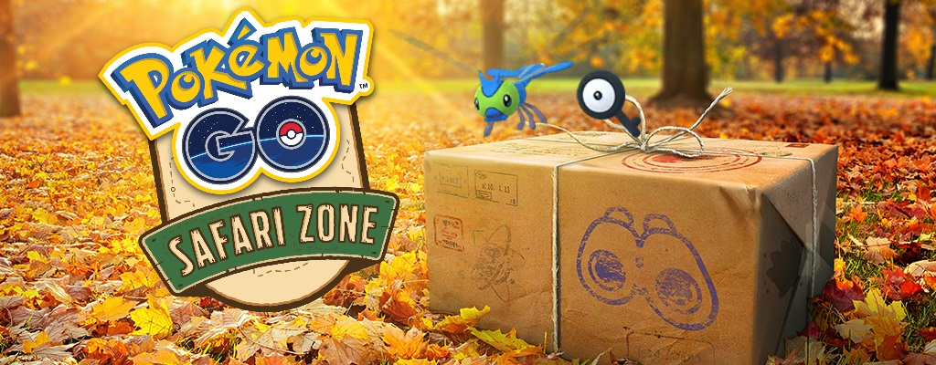 Pokemon GO kriegt eine Safari-Zone in Kanada, doch auch ihr habt was davon