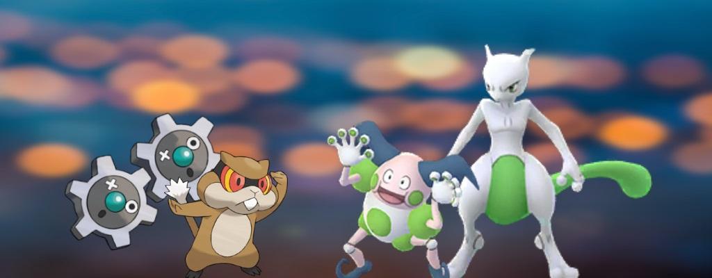 Pokémon GO enthüllt Ultra Bonus – Shiny Mewtu und erste Gen-5-Pokémon