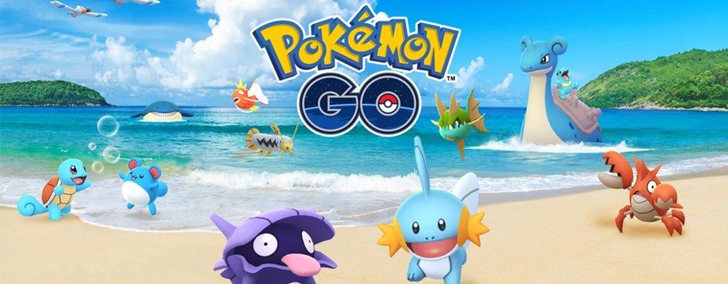 Alles, was Du zum Wasser-Event in Pokemon GO wissen musst – Quests, Spawns, Shinys
