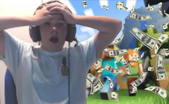 Twitch Streamer Geld Minecraft Titel