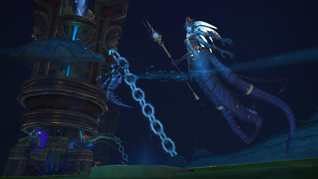 WoW Azshara Boss
