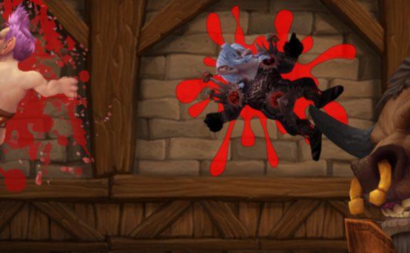 WoW Gnome Blood Tauren