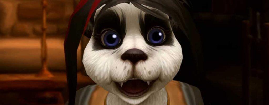 WoW Panda surprised titel