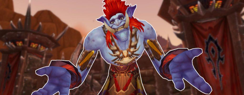 WoW Thex troll shaman asking title 1140x445