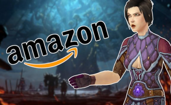 WoW female mage angry at amazon title 1140×445