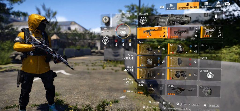 build division 2