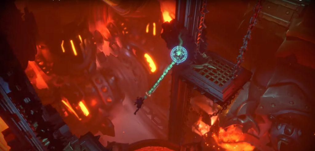 darksiders genesis puzzle platforming
