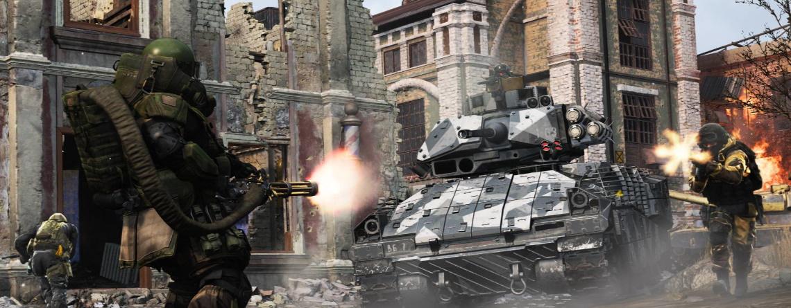 CoD Modern Warfare zeigt 20 Minuten Multiplayer – Mini-Map fehlt tatsächlich
