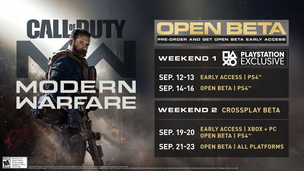 CoD Modern Warfare: So testet ihr schon morgen Crossplay in der Beta
