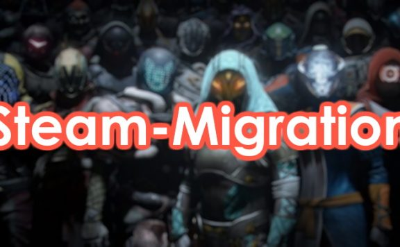 Destiny 2 Steam Migration Guide