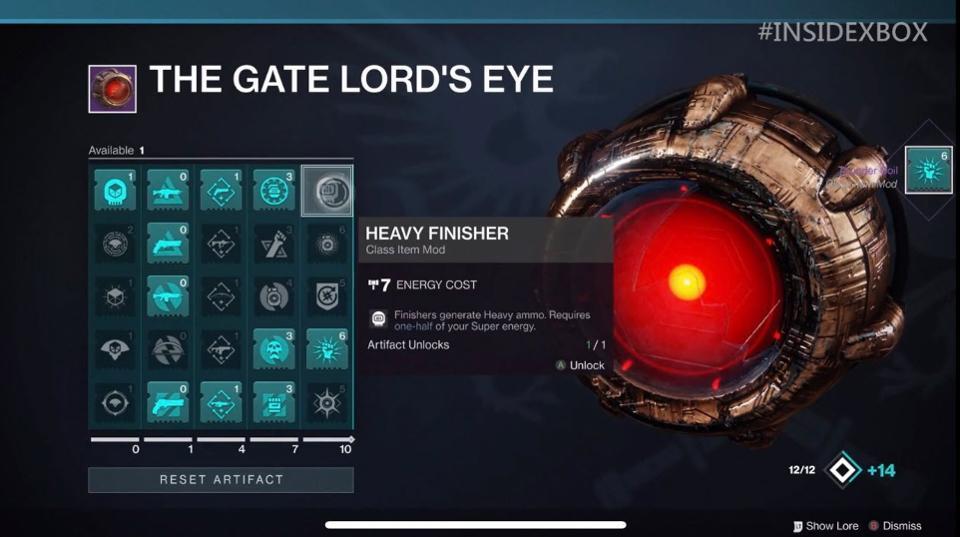 destiny 2 artefakt
