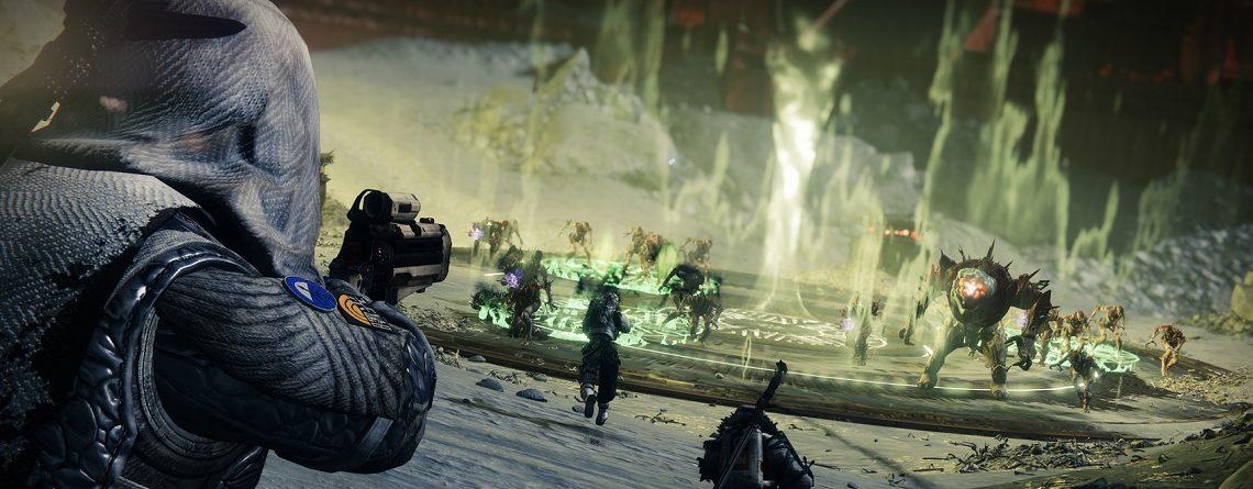 Destiny 2 lässt Euch neues Max-Powerlevel jagen, doch dafür braucht Ihr Hilfe