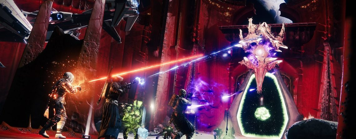 Destiny 2 legt einen holprigen Start bei Cross-Save und Steam-Transfer hin