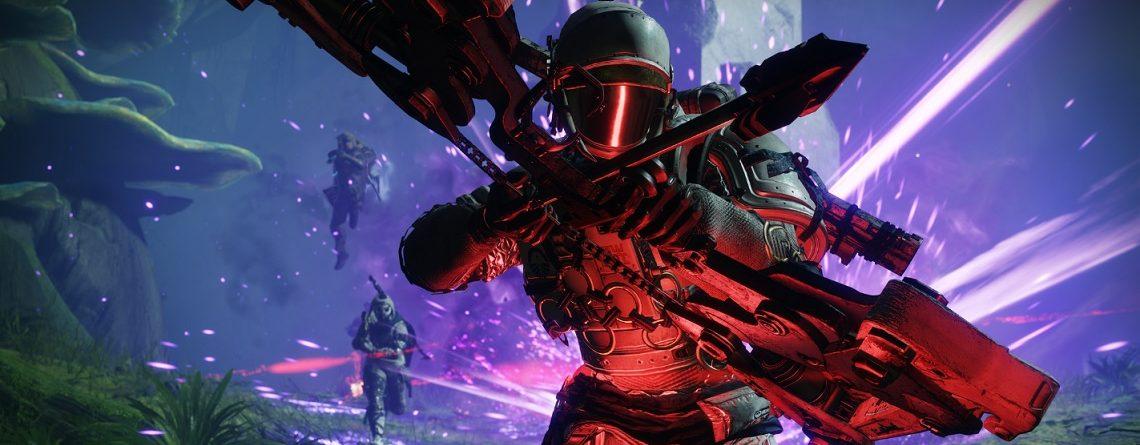 Ist das eine Leere-Gjallarhorn? Seht hier 4 neue Exotics in Destiny 2 Shadowkeep