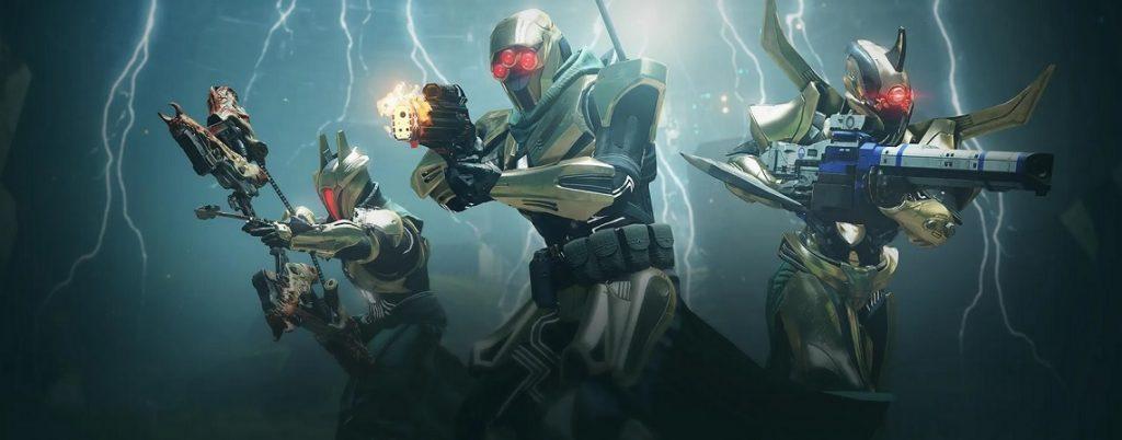 destiny 2 shadowkeep vex rüstung hüter