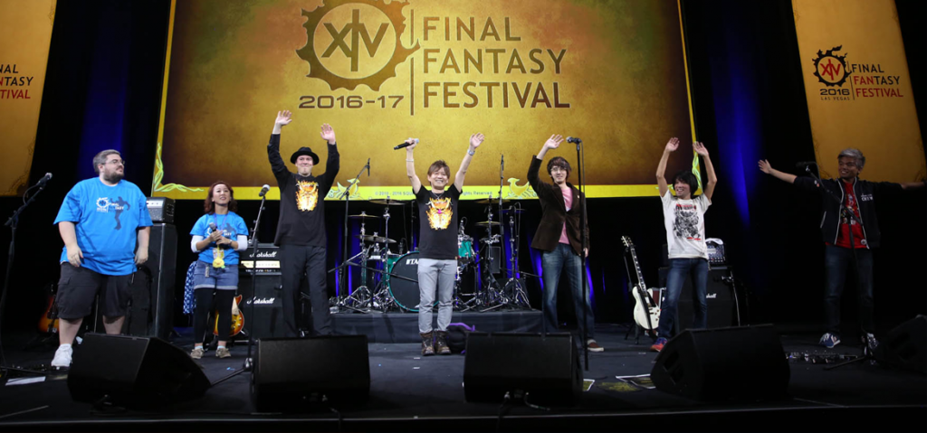 final fantasy xiv fan fest abschied