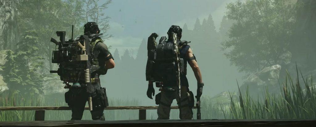 division 2 agenten